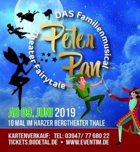 Peter Pan @ Bergtheater Thale